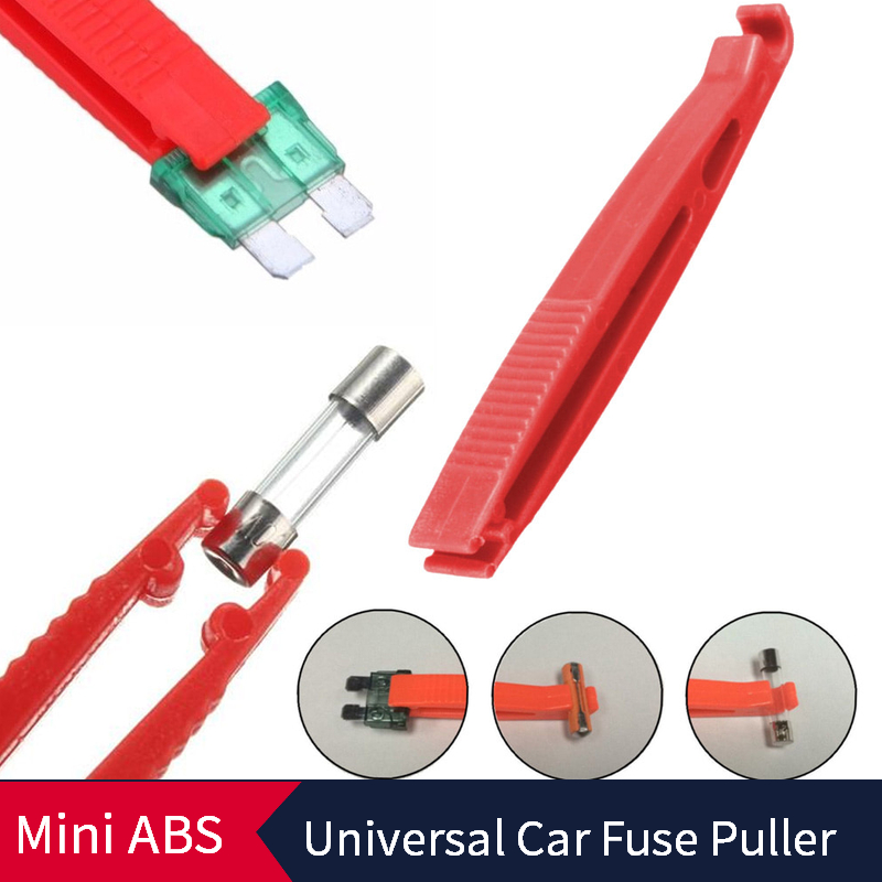 Universal Car Auto Fuse Puller Clip Extraction Security Tools ABS Durable image
