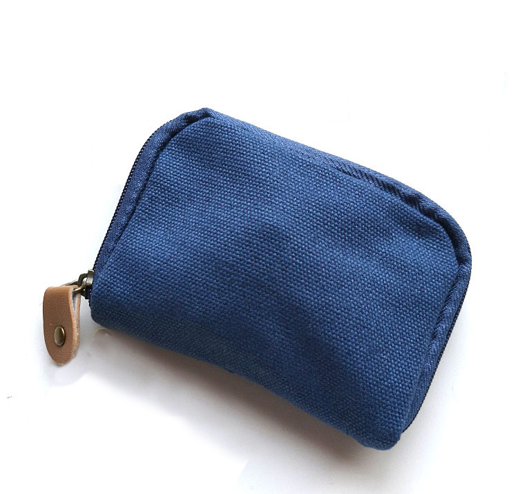 CUTE Jean Style Mini Purse Shaped COIN PURSES Lot of 6
