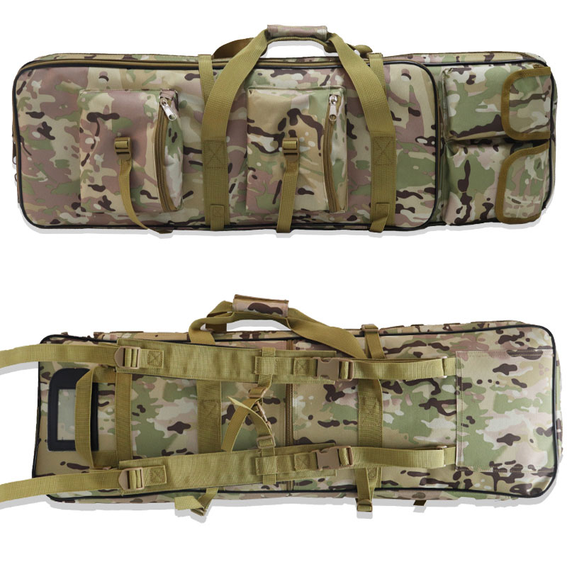 Military 85 95 116 cm  Rifle Bag Case Gun Bag Backpack Airsoft Sniper Carbine Holster Protable Gun Carry Bag Hunting Accessories