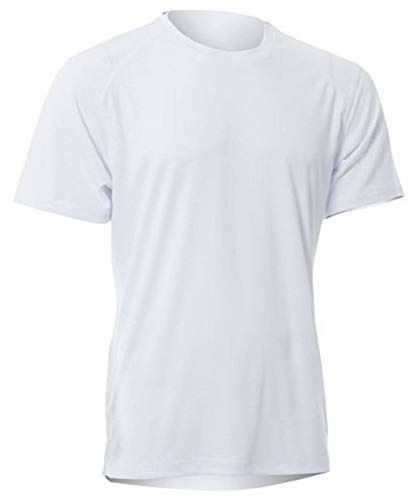 JHK Madrid -  T-Shirt - Classico - Uomo Bianco XX-Large