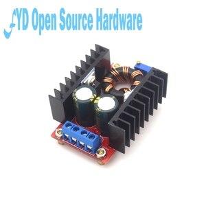 Image 2 - 150W DC DC Boost dönüştürücü 10 32V için 12 35V 6A için adım Up voltaj şarj güç