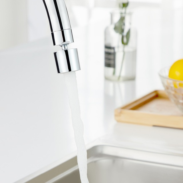 Xiaomi DABAI Kitchen Faucet Aerator Water Diffuser Bubbler Zinc alloy Water Saving Filter Head Nozzle Tap Connector Double Mode6