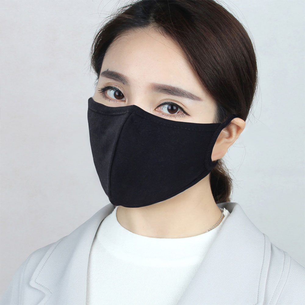 1Pcs Fashion 4 Colors Unisex Health Cycling Anti-Dust Cotton Mouth Face Respirator Mask Motorcycle Face  Cotton Mask