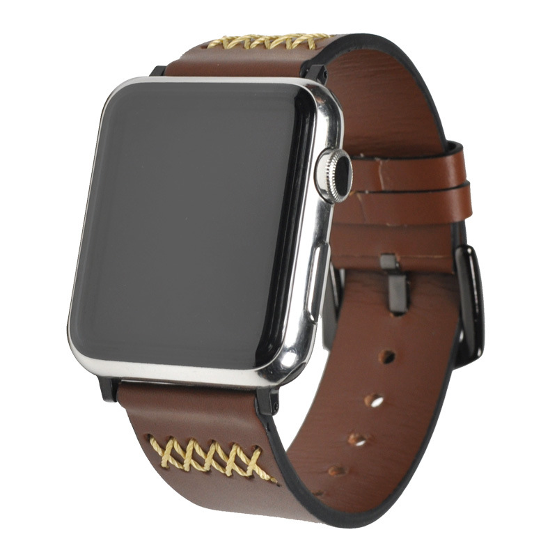 Leather pulsos band for Apple Watch 25