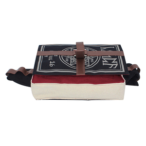 Image 5 - Gothic Magical Spell Book Messenger Crossbody Bag Gift Cosplay Adjustable for Students New