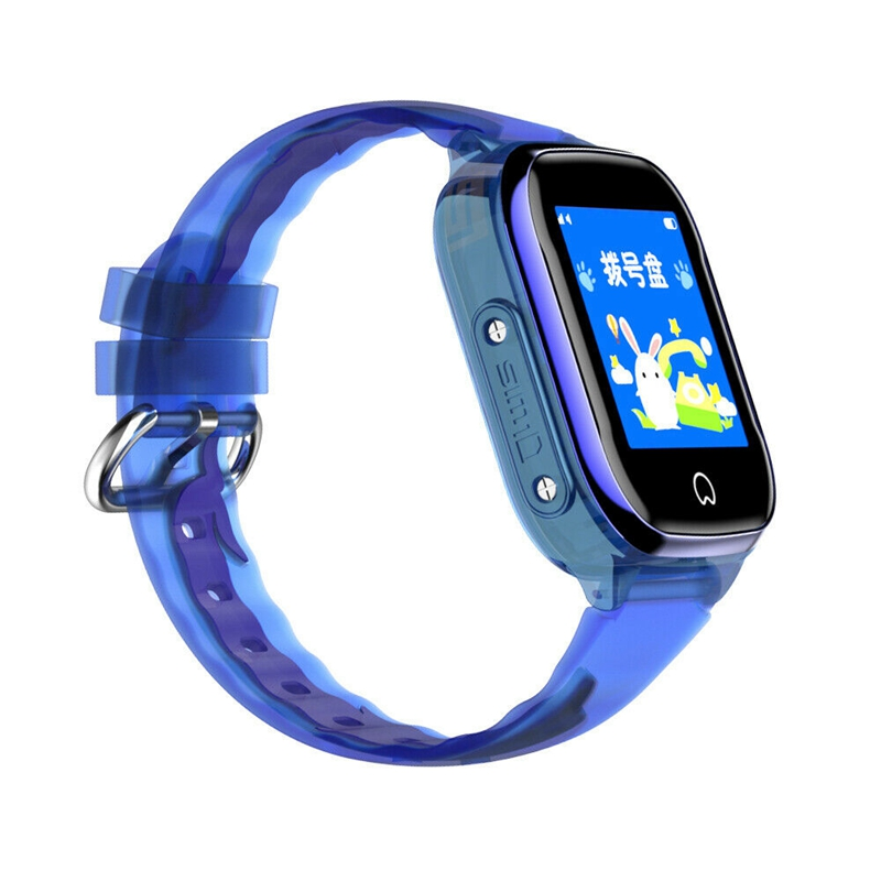 Kinder <font><b>Smart</b></font> Uhr Wasserdichte GPS Tracker Kinder Sicherheit <font><b>Smart</b></font> Uhr K21 Kind Anti-Verloren Smartwatch image