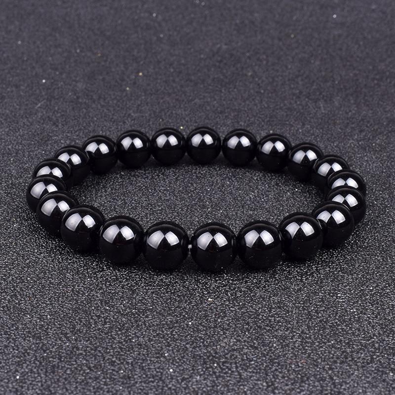 Obsidian LymphDraining Bracelet 2