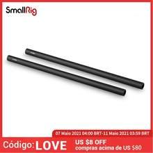 Smallrig 15mm haste de fibra de carbono-20cm 8 polegadas (2 pces) 870