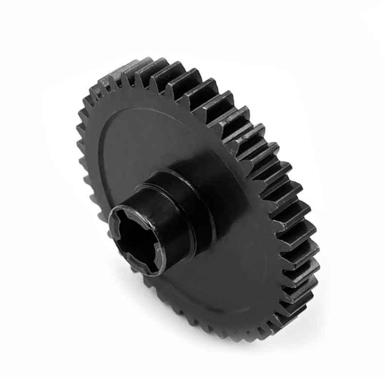 De Metal diferencia diferencial engranaje principal 42T para 1/18 WLtoys A959-B A969-B A979-B K929-B RC coche piezas de actualización CORB