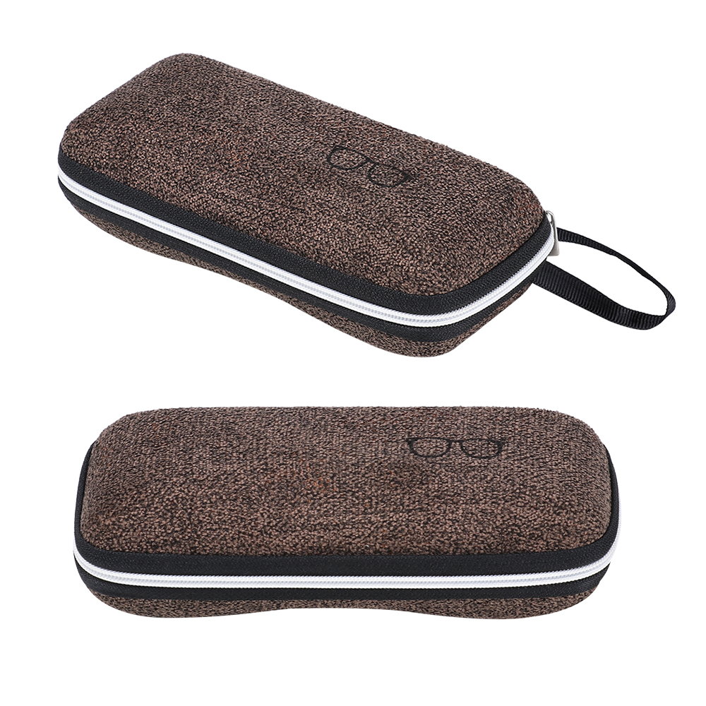 1Pcs EVA New Eyewear Cases Cover Sunglasses Case For Women Fashion Glasses Box With Lanyard Zipper Eyeglass Cases For Men Women