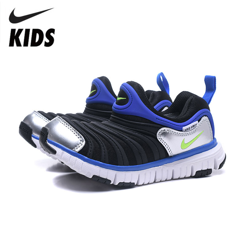 Nike Kids Shoes NIKE Dynamo Free (td) Baby Boy Motion Leisure Time Children's Shoes KIDS 343938
