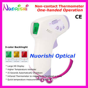 No-contacted Infrared Thermometer Forehead Digital Measuring Thermometer Baby Adult Temperature