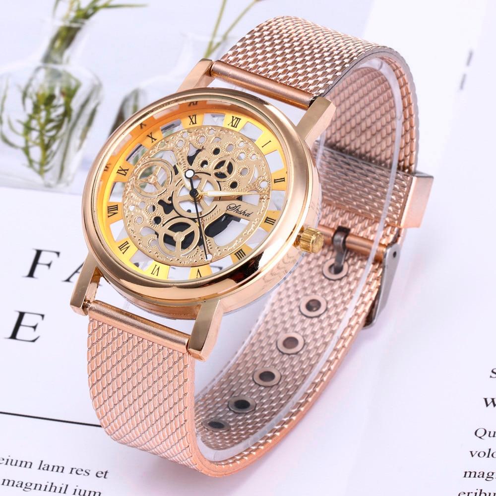 Men Brand Beautiful Luxury Mechanical Quartz watch 2021