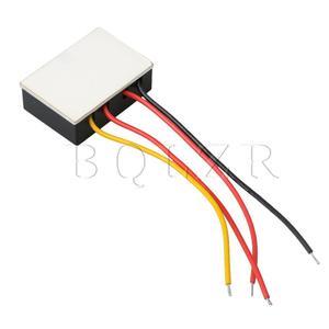 Image 3 - Siyah 6 12VDC XD 622 On/Off dokunmatik anahtarı LED lamba ampulü İzole sensör 20 paket