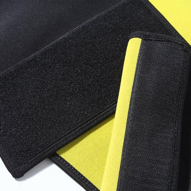 Women Adjustable Waist Trimmer Body Shaper Slimming Tummy Control Corset Belt 5