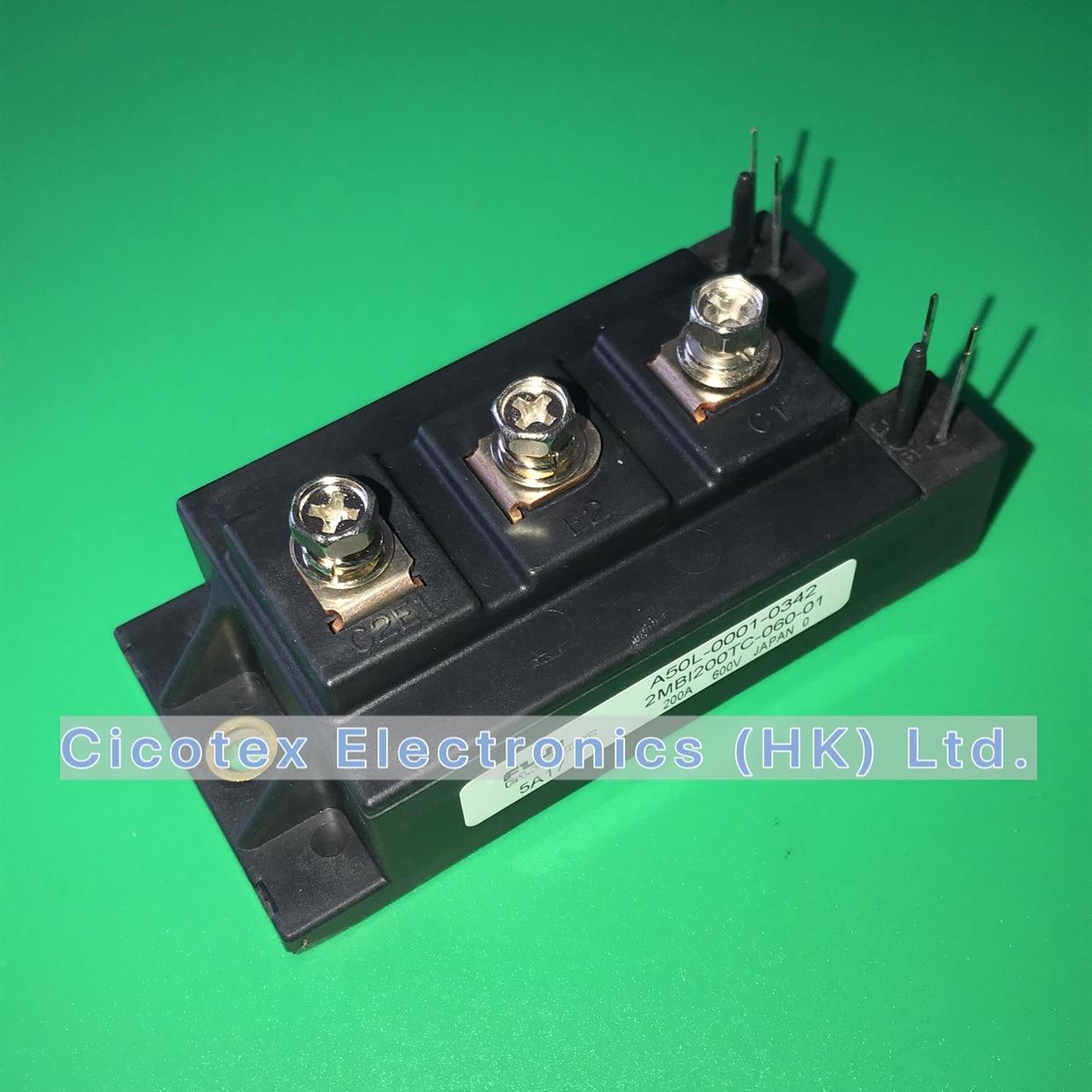 2MBI200TC 060 01 MODULE 200A 600V 2MBI200 TC 060 01 IGBT A50L 0001 0342 2MBI200TC060 01|free|module|  - title=