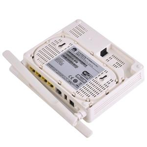 Image 4 - Original hua wei eg8141a5 gpon onu ftth modem roteador 1ge + 3fe 1tel wifi com software inglês mesma função que hg8546m