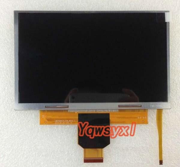 Yqwsyxl 7 pouces écran d'affichage à cristaux liquides pour LMS700KF23 LMS700KF23-002 LMS700KF23-006