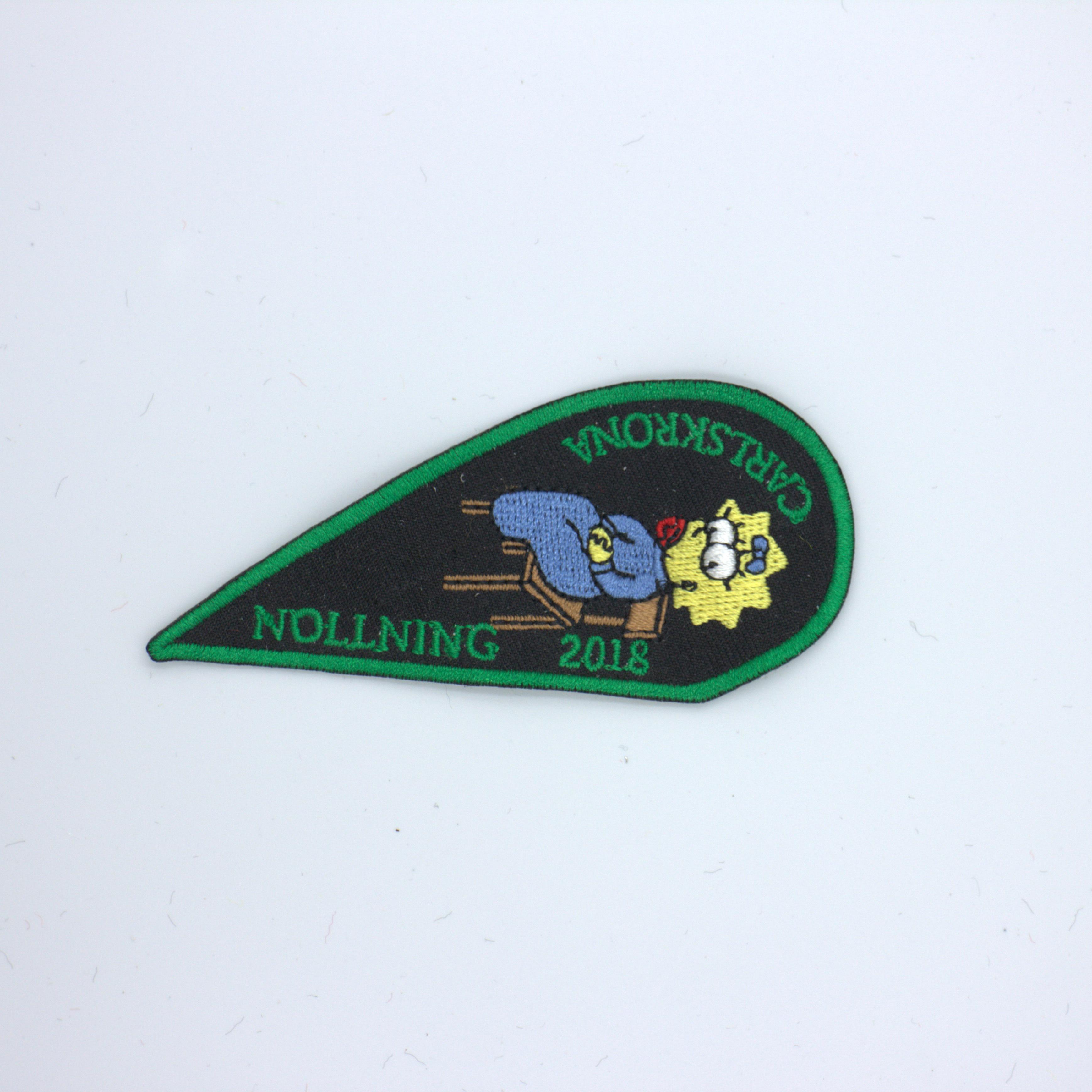 Remendo emblemas bordado applique costura ferro no emblema roupas vestuário acessórios 4.9