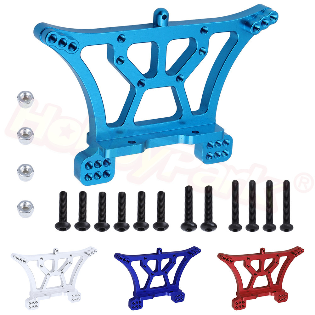 Aluminum Rear Shock Tower Replacement of 3638 for Traxxas Slash 2WD 1/10 Scale Stampede 2WD / Rustler VXL Option Parts Upgrade|Parts & Accessories| |  - title=