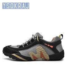 Novo tamanho 38-47 homens à prova dwaterproof água caminhadas sapatos masculinos sapatos de escalada de montanha sapatos de caminhada ao ar livre esporte para caminhadas tênis