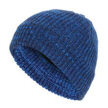New Winter Spring Hat 2019 Double Furry Headgear Knitted for Men and Women