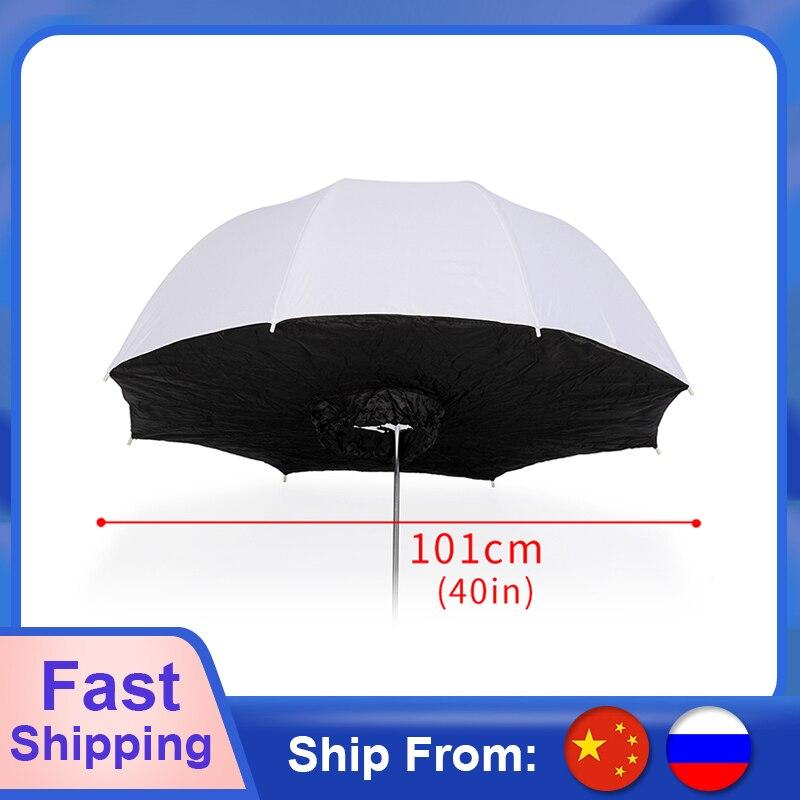 Полупрозрачный фото-зонт Selens 101 см/40