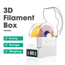 ESUN eBOX 3D impression Filament boîte de rangement Filament support de stockage gardant Filament sec mesure Filament poids pour imprimante 3D