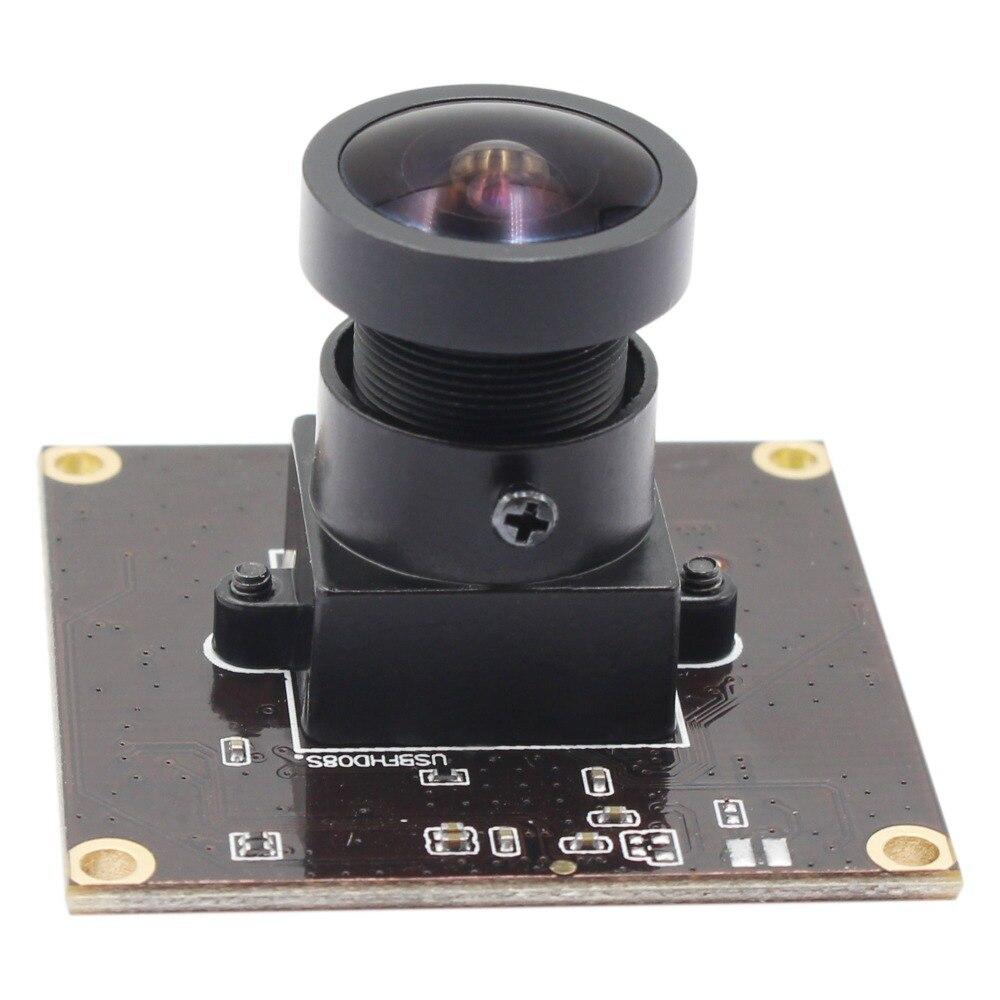 2 мегапикселя 1920*1080 рыбий глаз USB веб-камера Высокая скорость MJPEG 60fps/120fps/260fps CMOS с датчиком omnivision ov4689 мини веб-камера модуль