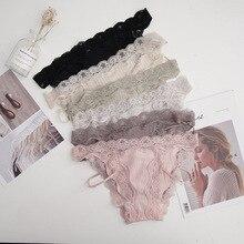 3pcs one lot 3 colors cotton material  G String Womens Panties Underwear Lingerie 1390