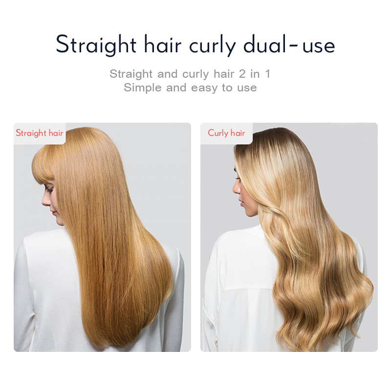 de cabelo styler cabelo em linha reta
