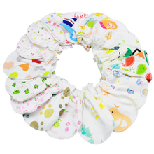 Моющиеся анти царапины варежки младенец новорожденный анти-захват перчатки унисекс ручная одежда Защита лица одежда аксессуары перчатка для младенца