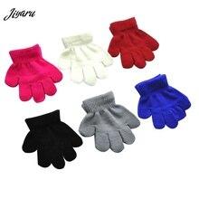 Мягкие митенки для девочек и мальчиков; детские варежки для новорожденных; теплые перчатки для малышей; детские перчатки; эластичные зимние перчатки для детей