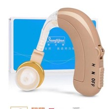 Rechargeable Hearing Aids Micro USB Charging Wireless Sound Amplifier Earphones