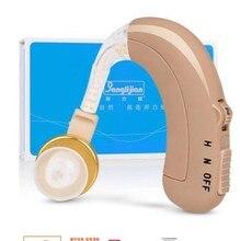 נטענת מכשירי שמיעה מיקרו USB טעינה אלחוטי קול מגבר אוזניות
