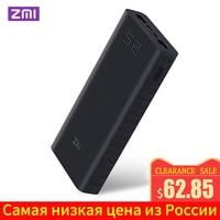 ZMI Power Bank 20000mah 15000mAh USB PD External Battery portable charging Hub QC 3.0 Charge Pack Charger 18650 Powerbank