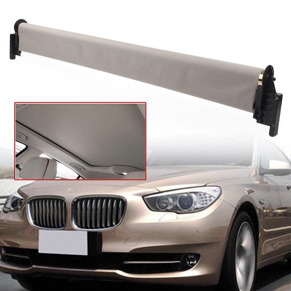Nero Auto Parasole Tenda Tetto Apribile Assemblea di Copertura Per BMW GT5 F07 2011 2012 2013 2014 2015 2016 Grigio/Beige 3 colori