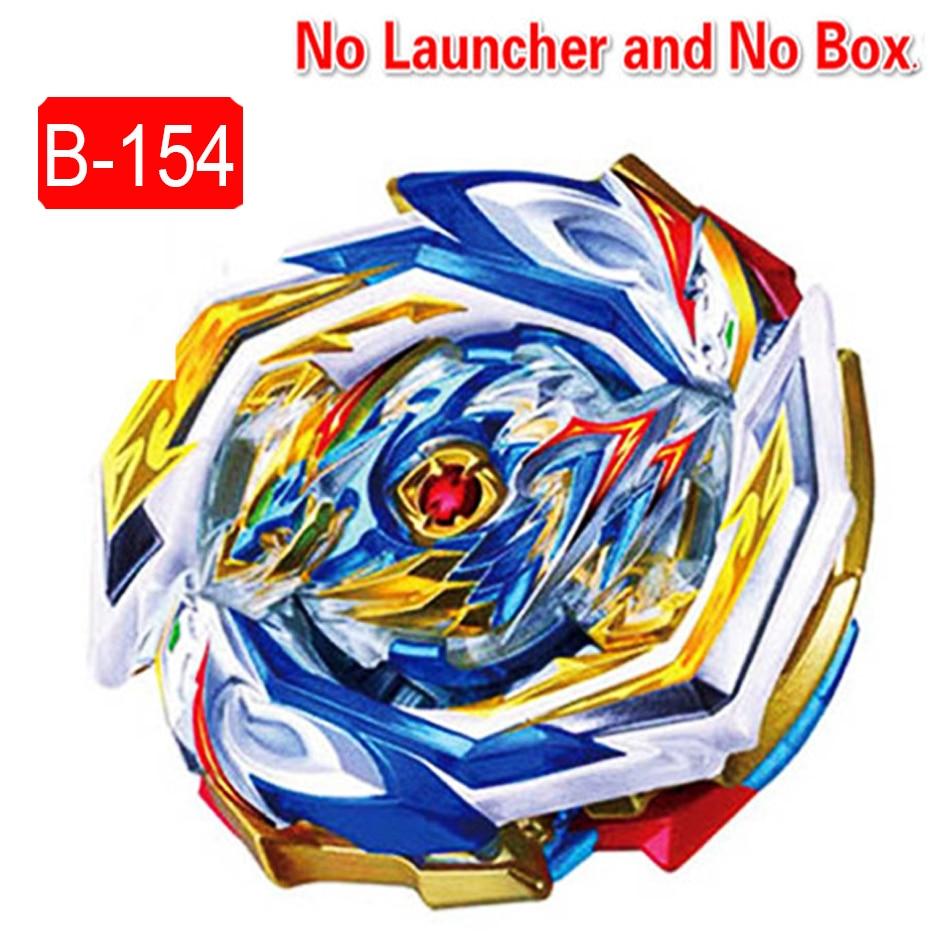 B-153 Beyblade burst стартер Bey Blade Лезвия Металл fusion bayblade с пусковой установкой высокая производительность battling top Blayblade - Цвет: B154