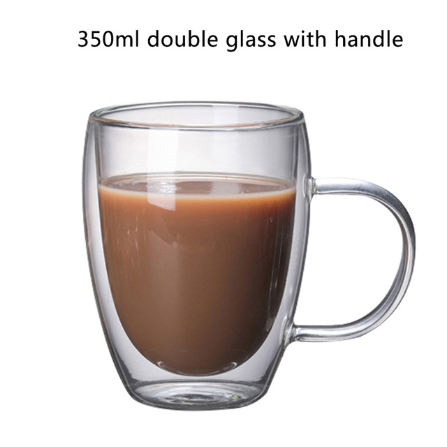 Coffee glass 350 ml