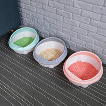 Cat Litter Box With Shovel Cat Toilet Cat Litter Shit Toilet Semi-enclosed Suitable For Cats And Small Dogs(China)