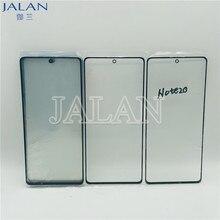 Panneau décran tactile LCD de remplacement, verre de réparation, pour Samsung note 20 N980 note 10 Lite, 5 pièces