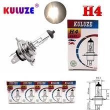 KULUZE 50 Pcs H1 H4 H7 H11 9005 HB3 9006 HB4 Car Bulb 12V 55W Headlight Lamp H3 H8 Fog Lamps H15 9012 clear car bulb Wholesale