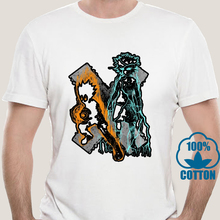 Tshirt Men-Sleeve Japan Cotton 8340X Hunter Zoldyck Hxh Ready-To-Fight-Hunter Killua