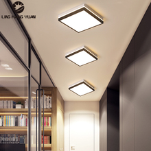 цена на Modern LED Ceiling Lights for Bedroom Living Room Aisle Lights Corridor Stairway Cloakroom Lights Ceiling Lamps Indoor Lighting