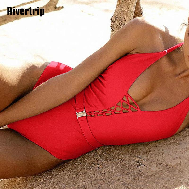 Одноцветный купальный костюм с бретельками, модель 2020 года, сексуальный купальник для женщин, с поясом, с высокой посадкой, пляжная одежда, u-... 62