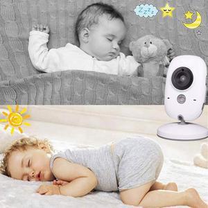 Image 4 - Видеоняня VB603 с ЖК дисплеем 3,2 дюйма, ИК подсветкой и функцией ночного видения