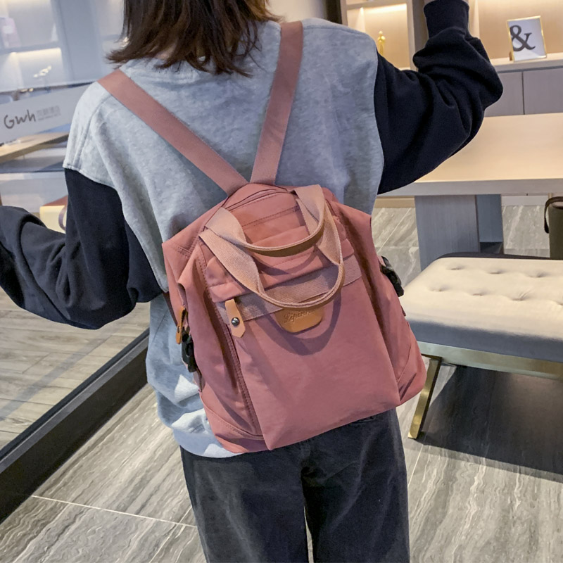 2020 New Backpacks For Women Canvas Shoulder Bags Large School Bag Rucksack For Teenager Girls Travel Fashion Bolsas Mochilas