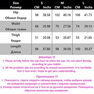 Image 5 - Rockmore calças cargo femininas estilo gótico, calças pretas coreanas com bolsos na corrente, calças de cintura alta, perna larga, feminina, para inverno outono