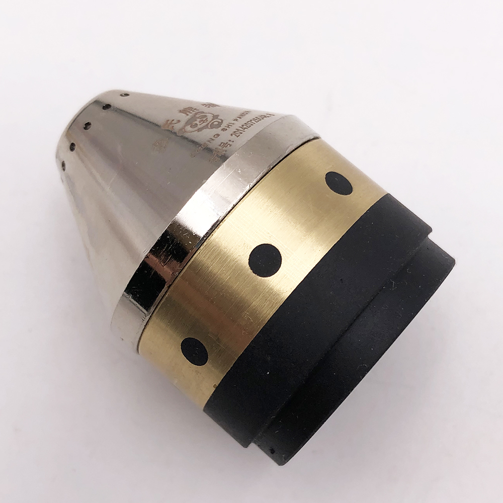 Air Plasma Cutting Cutter Torch Consumables P80 Machine protective cap shield cap with insulator