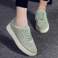 SHANTA Fashion Women Vulcanize Shoes 2019 New Casual Shoes Women Canvas Platform Womens Shoes Sneakers